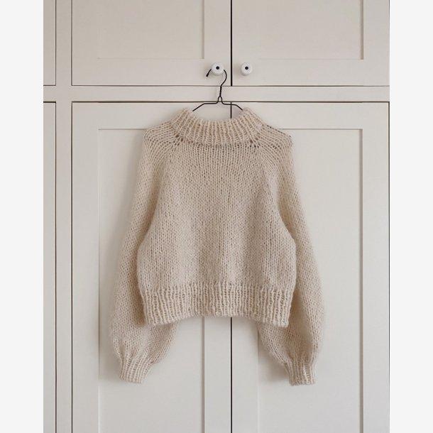 Louisiana Sweater - opskrift